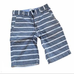 OLD NAVY boys striped shorts nautical